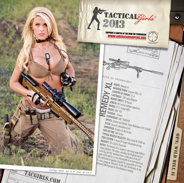 Tactical Girls 2013