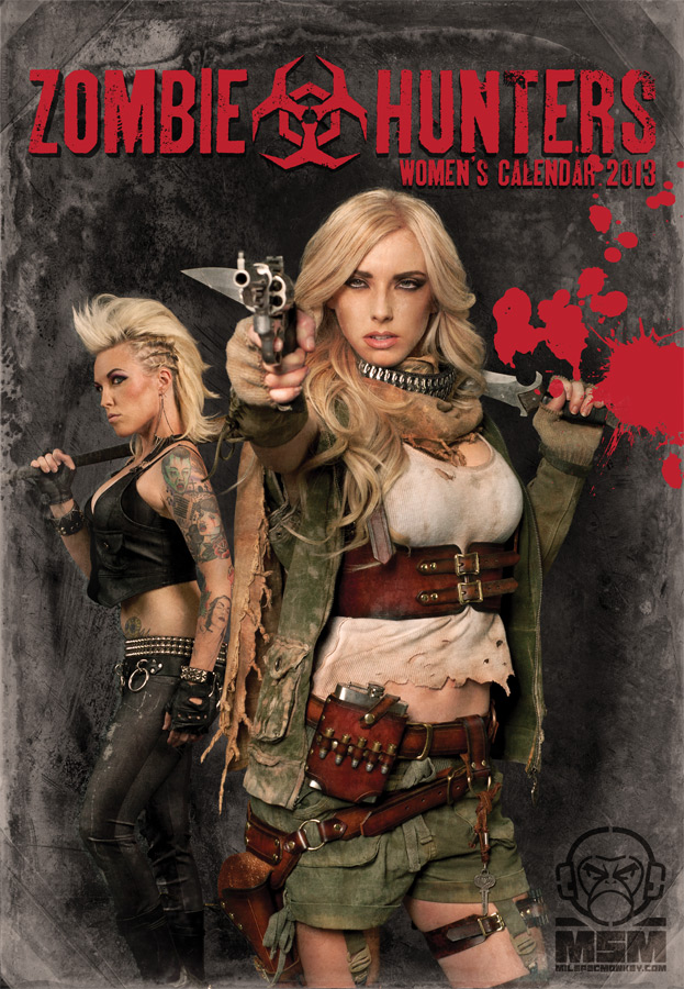 MSM 2013 Zombie Hunters cover