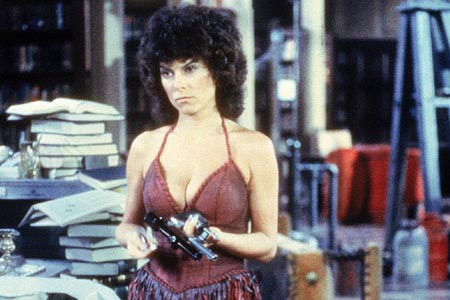 Adrienne Barbeau (Escape From New York)