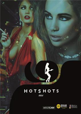 Hot Shots 2014 Calendar
