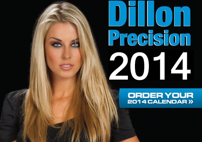 dillon precision calendar girls
