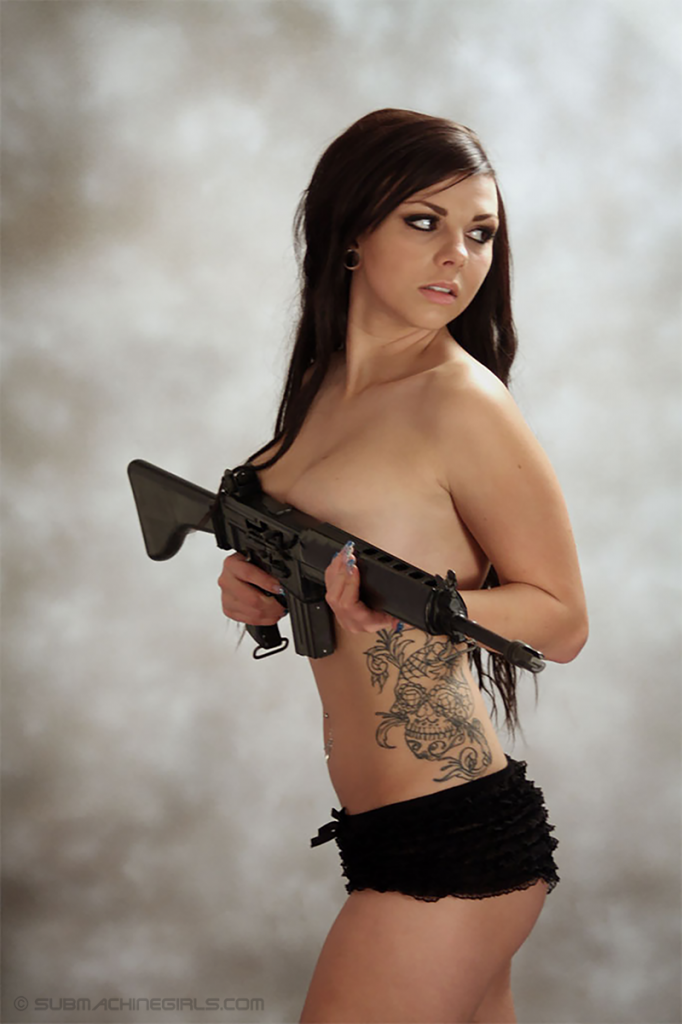 Quartnee with AR-180