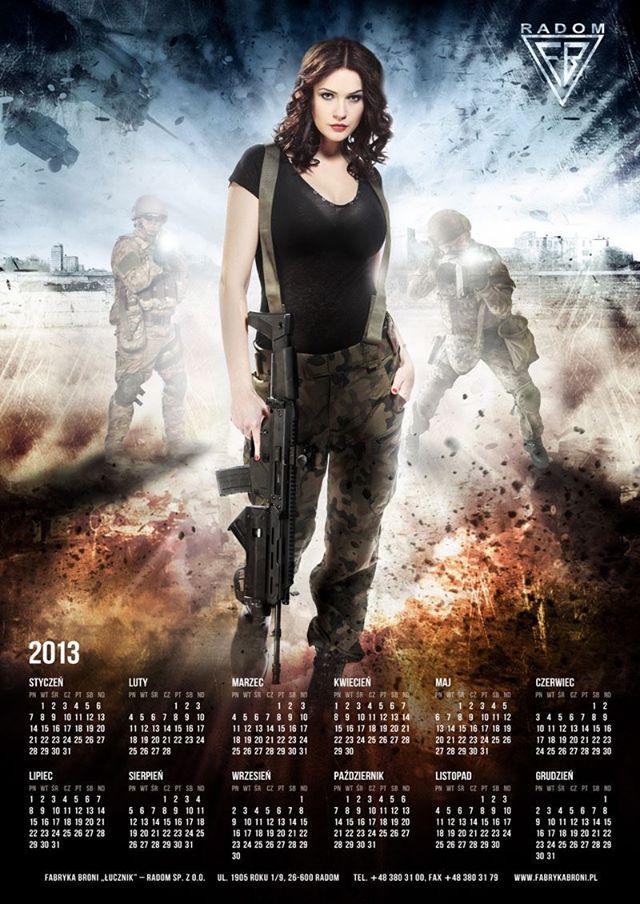 FB Radom 2013 Calendar