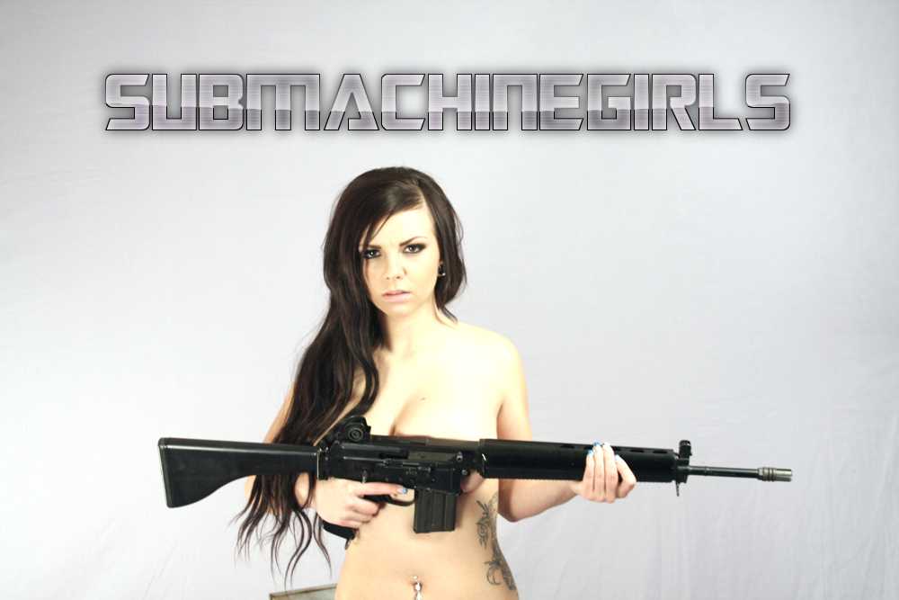 Quartnee Reese with AR-180