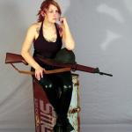 GunDoll with FN M1949 SAFN