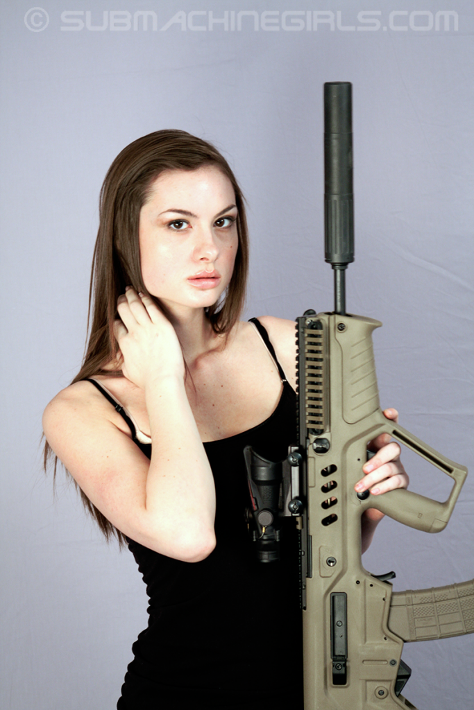 Soraya with Tavor (1)