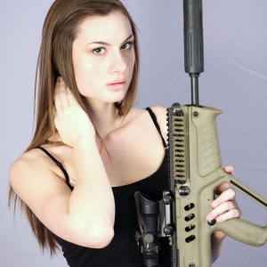 Soraya with Tavor (3)